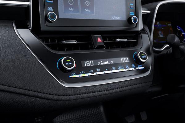 All New Corolla Altis AC digital - nasmoco pati