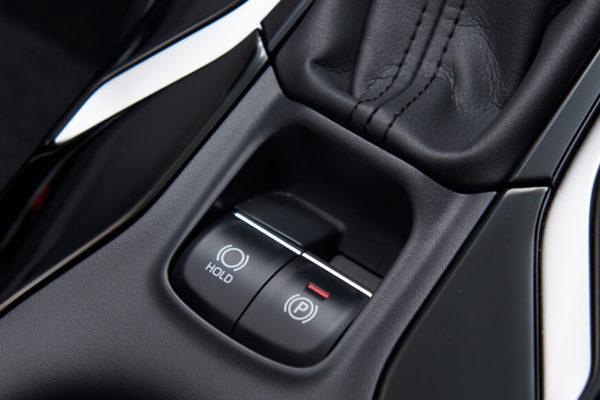 All New Corolla Altis brake system - nasmoco pati