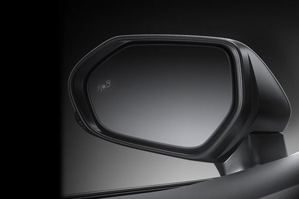 All New Corolla Altis mirror - nasmoco pati