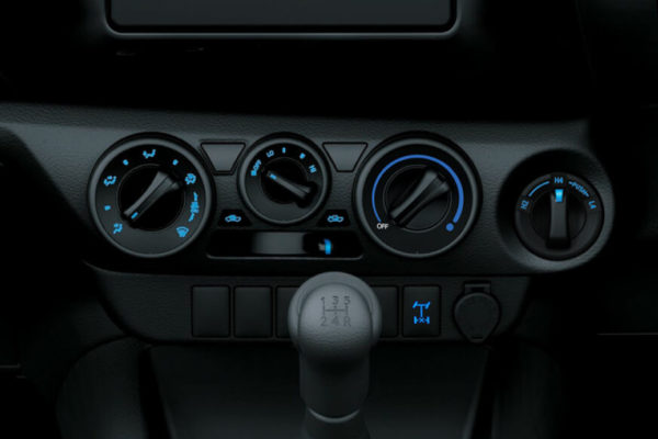 All New Hilux S Cab operational - Nasmoco Pati
