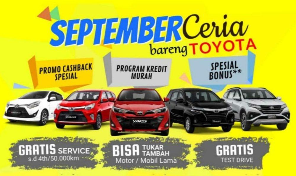 Promo Toyota Nasmoco Pati