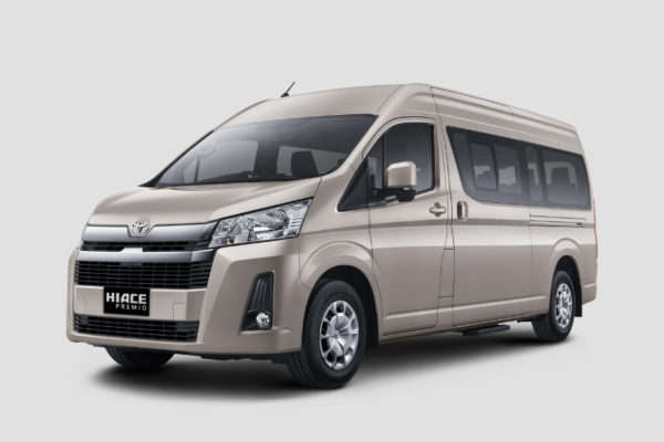 Toyota All New Hiace 2019