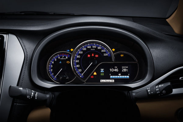 Toyota New Vios Spidometer - Nasmoco Pati