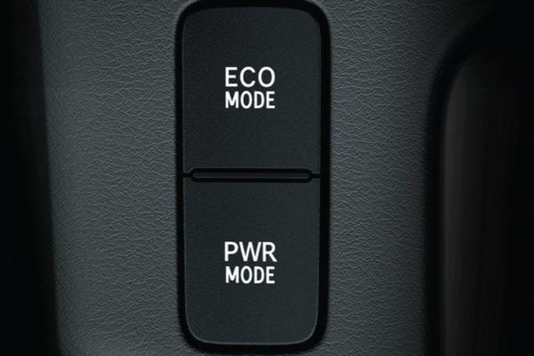 toyota hilux D cab eco mode