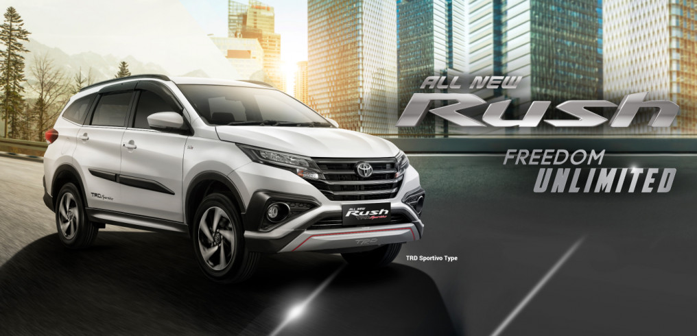 Toyota All New Rush - nasmoco pati