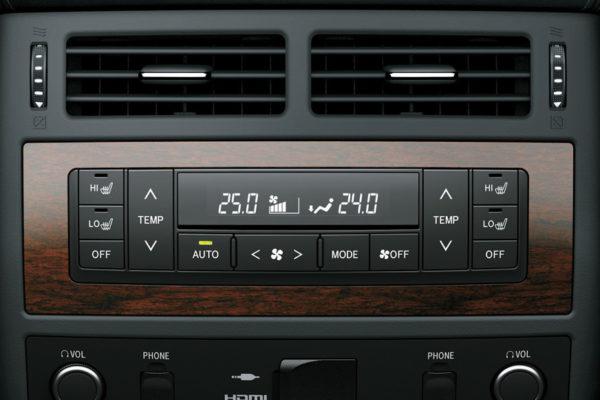 Toyota Land Cruiser head unit - Nasmoco Pati
