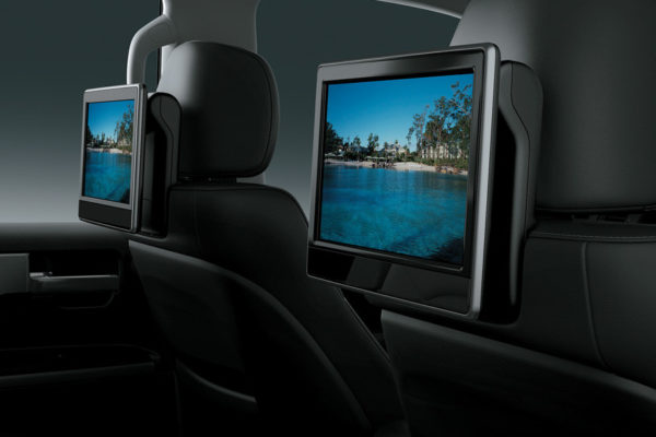 Toyota Land Cruiser multi media - Nasmoco Pati