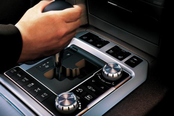 Toyota Land Cruiser transmisi - Nasmoco Pati