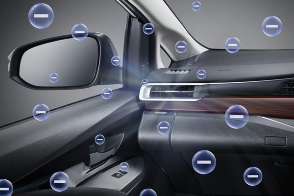 AC ionizer Toyota New Kijang Innova Pati