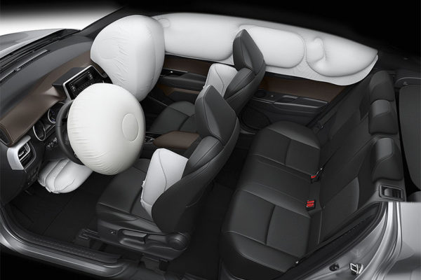 Airbags All New CHR Toyota Pati