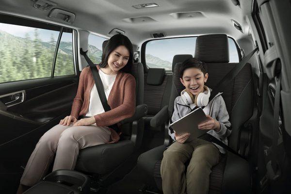 Captain Seat Toyota New Kijang Innova Pati