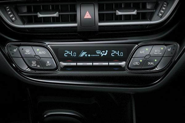 Digital AC All New CHR Toyota Pati