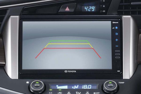 Rear Camera Toyota New Kijang Innova Pati