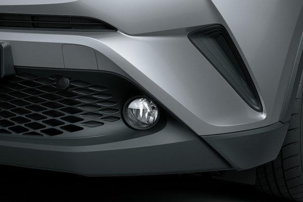 Sporty Foglamp All New CHR Toyota Pati