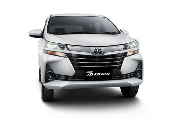 Tampak depan All New Avanza Pati