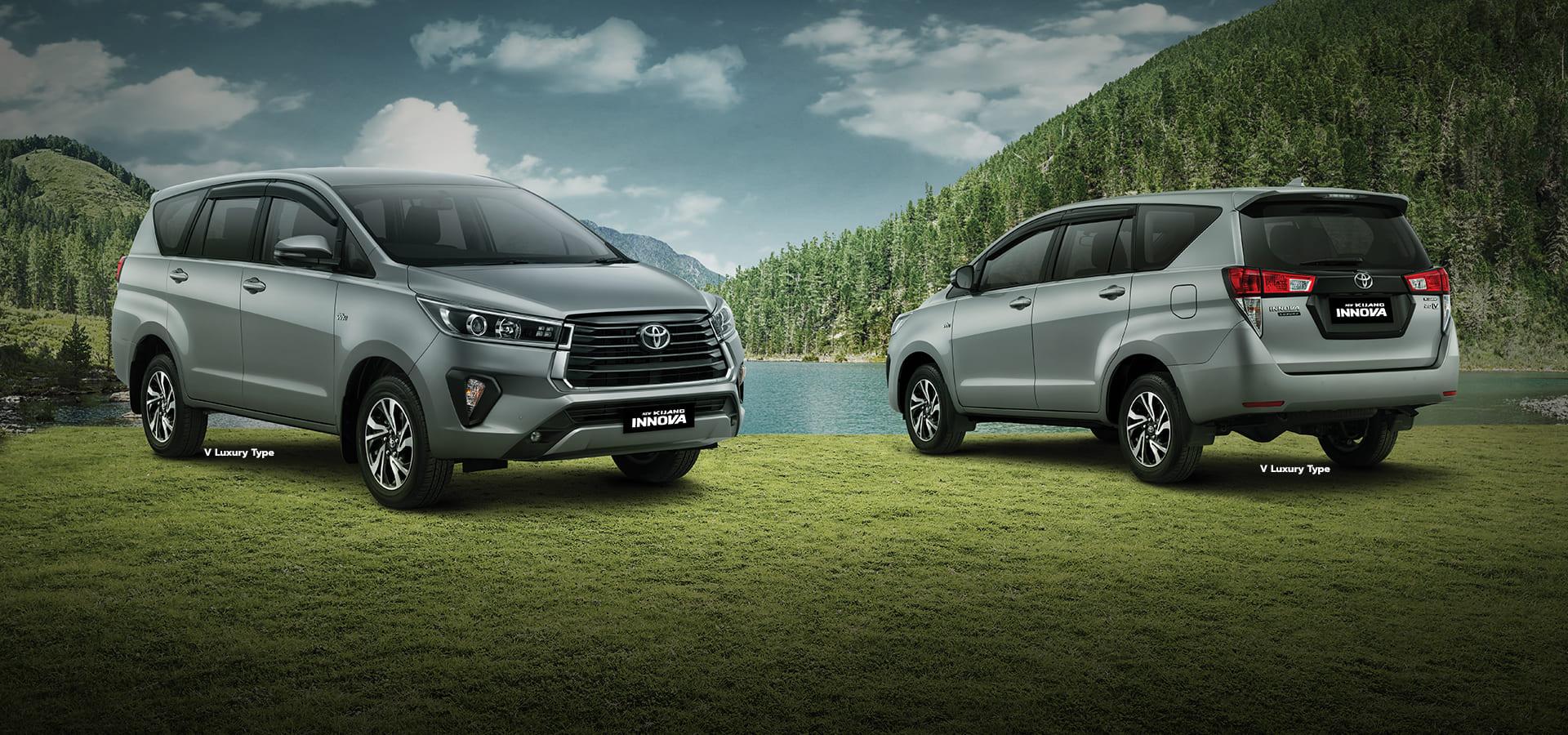 tampilan Toyota New Kijang Innova Pati