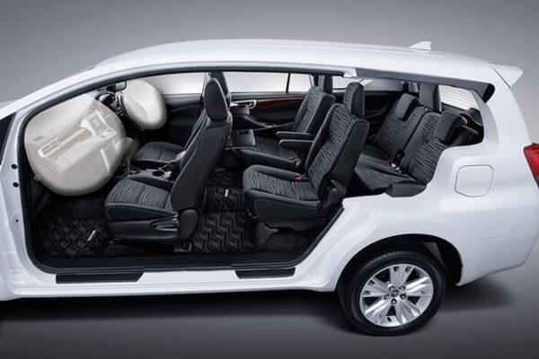 toyota all new kijang innova airbags nasmoco pati