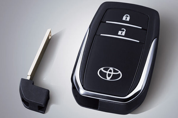 toyota all new kijang innova smart key nasmoco pati